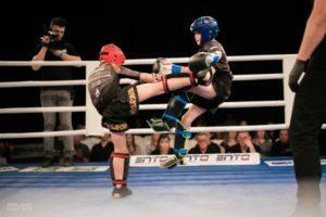 kickboxing nowy sacz