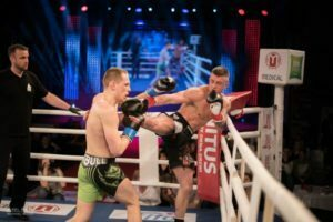 kickboxer nowy sacz