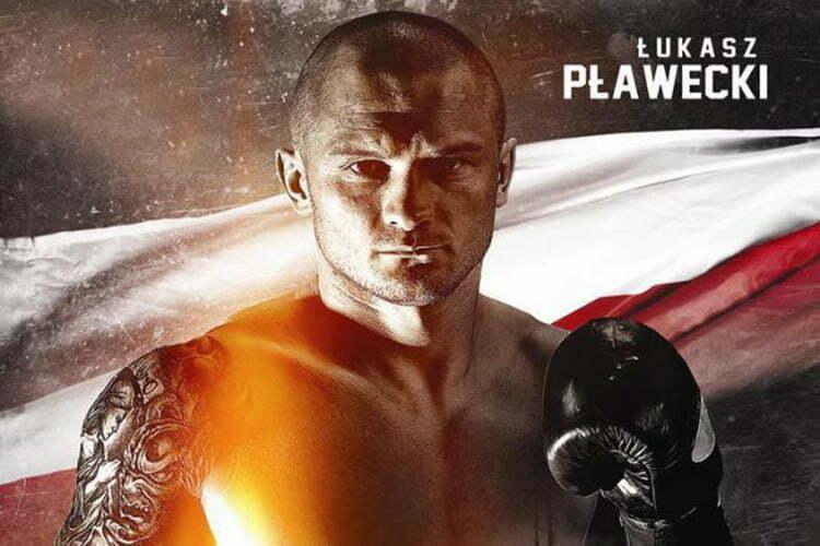 Łukasz Pławecki walczy na Kunlun Fight 64 w Chinach