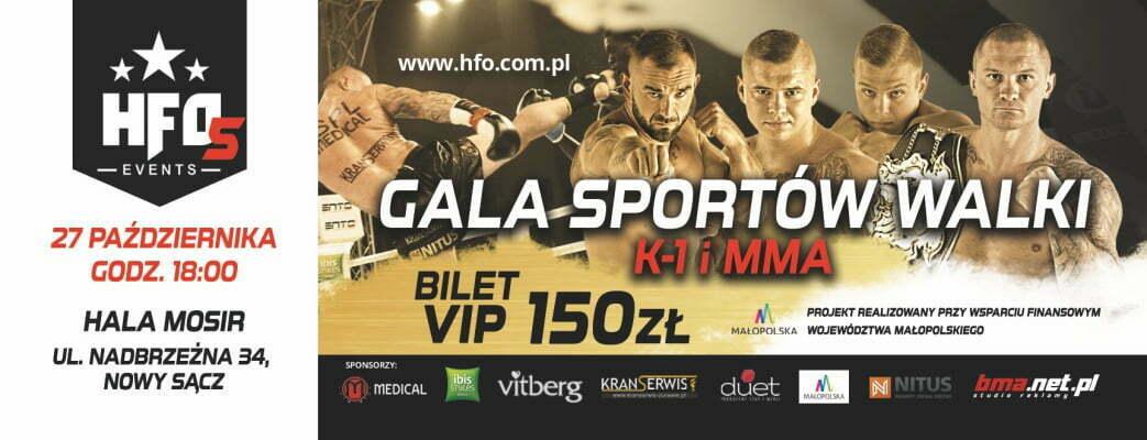 BILET HFO5 VIP
