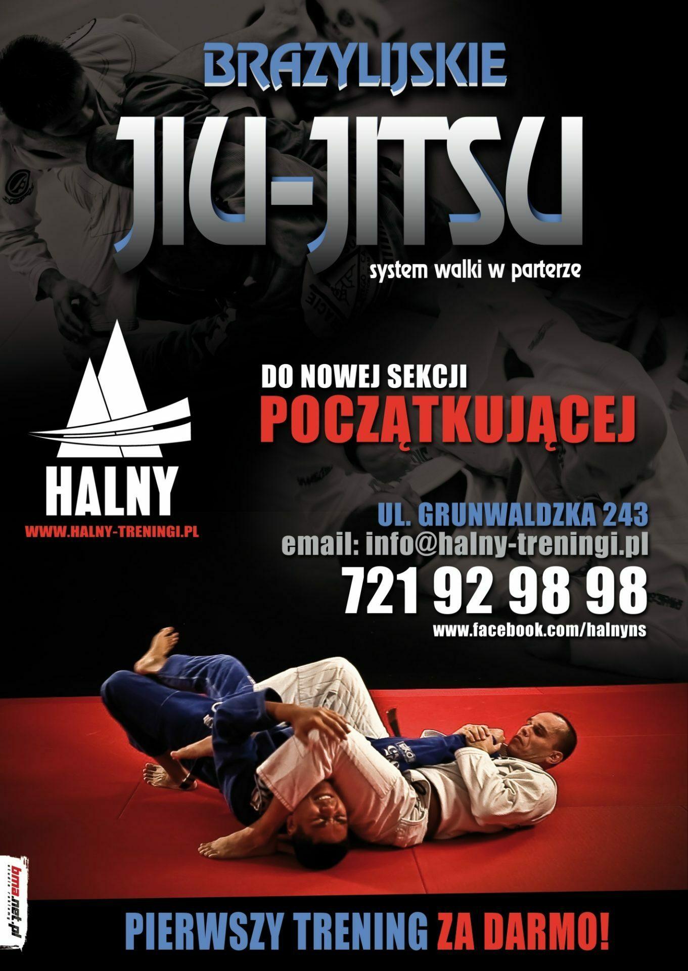 Brazylijskie Jui-Jitsu Nowy Sącz