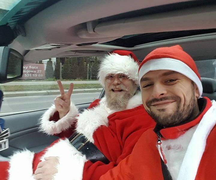Motomikołaje HALNY 2017- rozdajemy prezenty!