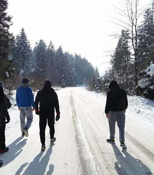 Obóz HFO VII, Bieszczady 19-24.02.2018