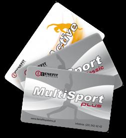 karta Benefit Multisport Nowy Sącz